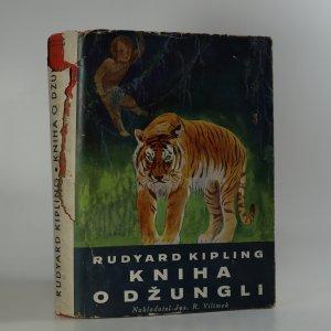 náhled knihy - Kniha o džungli
