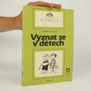 náhled knihy - Vyznat se v dětech
