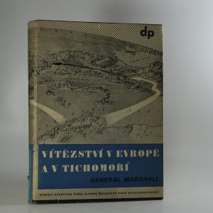 náhled knihy - Vítězství v Evropě a v Tichomoří