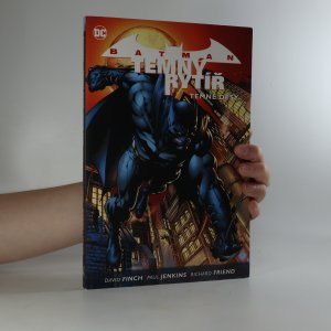 náhled knihy - Batman, Temný rytíř. 1. Temné děsy.
