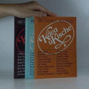 náhled knihy - Káva u Kische. 1. - 3. díl.