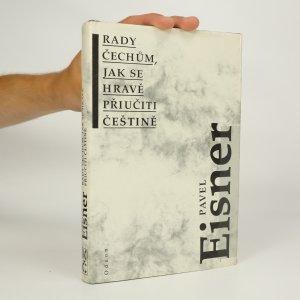 náhled knihy - Rady Čechům, jak se hravě přiučiti češtině