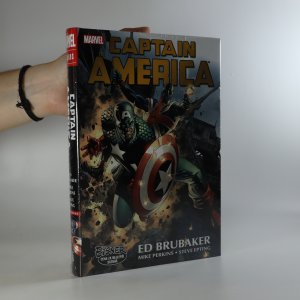 náhled knihy - Captain America - omnibus 2