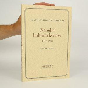 náhled knihy - Národní kulturní komise 1947-1951
