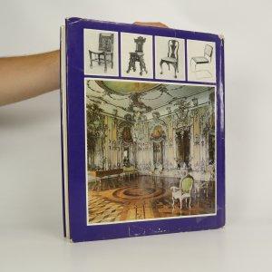 antikvární kniha Innenraum und Möbel. Von der Antike bis zur Gegenwart, 1980