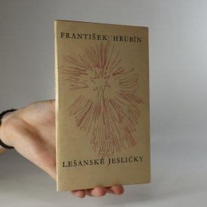náhled knihy - Lešanské jesličky