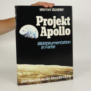 náhled knihy - Projekt Apollo. Das Abenteuer der Mondlandung