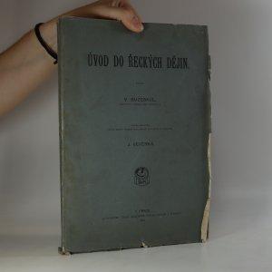náhled knihy - Úvod do řeckých dějin