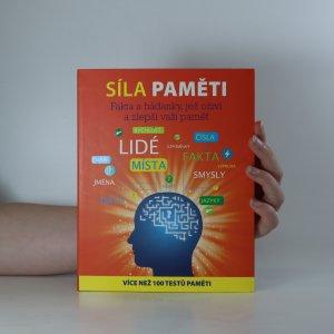 náhled knihy - Síla paměti. Fakta a hádanky, jež oživí a zlepší vaši paměť