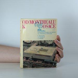 náhled knihy - Od Montrealu k Osace. Minikuchařka - Československá kuchyně na světové výstavě