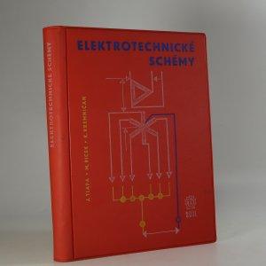náhled knihy - Elektrotechnické schémy