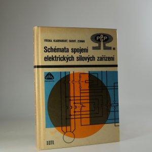 náhled knihy - Schémata spojení elektrických silových zařízení