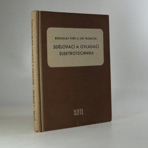 náhled knihy - Sdělovací a ovladací elektrotechnika