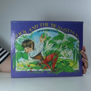 náhled knihy - Jack and the Beanstalk (pop-up leporelo, Jakub a fazolové stromy)