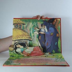 antikvární kniha Snow White (pop-up leporelo), neuveden