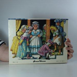 antikvární kniha Cinderella (pop-up leporelo, Popelka), neuveden