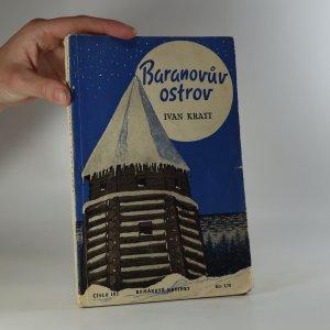 náhled knihy - Baranovův ostrov