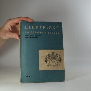náhled knihy - Elektrické přístroje a stroje