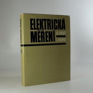 náhled knihy - Elektrická měření