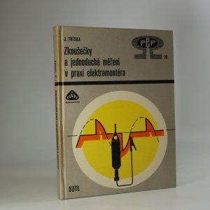 náhled knihy - Zkoušečky a jednoduchá měření v praxi elektromontéra