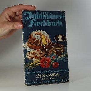 náhled knihy - Jubiläums-Kochbuch
