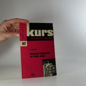 náhled knihy - Zapojování elektroměrů pro přímé měření