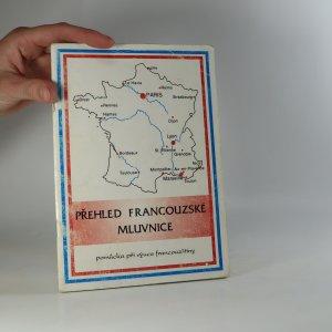 náhled knihy - Přehled francouzské mluvnice