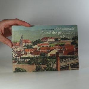 náhled knihy - Zapomenuté Špitálské předměstí v Kadani