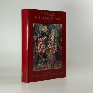 náhled knihy - Śrīmad Bhāgavatam. Zpěv druhý