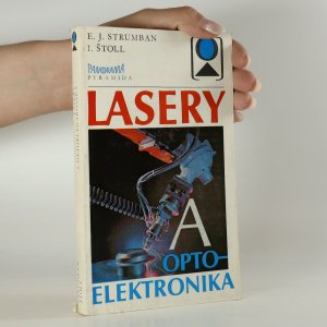 náhled knihy - Lasery a optoelektronika