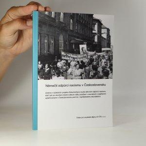 náhled knihy - Němečtí odpůrci nacismu v Československu
