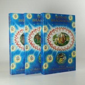 náhled knihy - Śrīmad Bhāgavatam. Zpěv 1. (3 svazky)