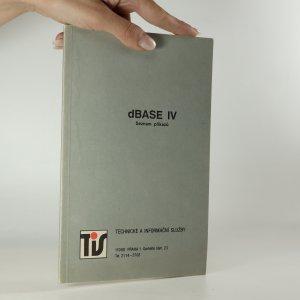 náhled knihy - dBASE IV. Seznam příkazů.