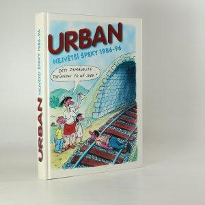 náhled knihy - Největší špeky 1986-96
