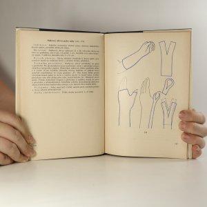 antikvární kniha Obvazová a sádrovací technika, 1985