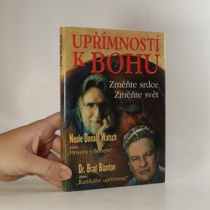 náhled knihy - Upřímností k Bohu