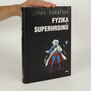 náhled knihy - Fyzika superhrdinů