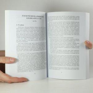 antikvární kniha Otázky tvorby práva v České republice, Polské republice a Slovenské republice , 2005