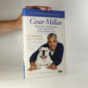náhled knihy - Krátká príručka pre majitel'a šťastného psa