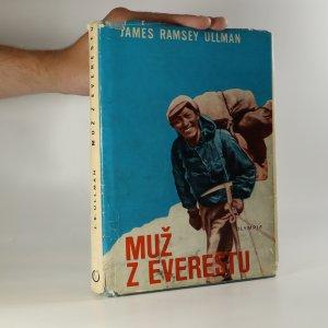 náhled knihy - Muž z Everestu