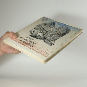 antikvární kniha Země se sněžnou čelenkou , 1975
