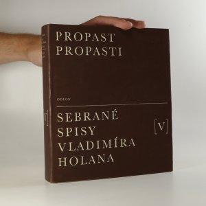 náhled knihy - Propast propasti