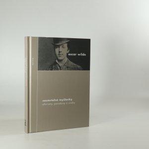 náhled knihy - Nesmrtelné myšlenky. Aforismy, paradoxy a úvahy.