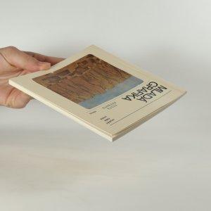 antikvární kniha Mladá grafika, 1980