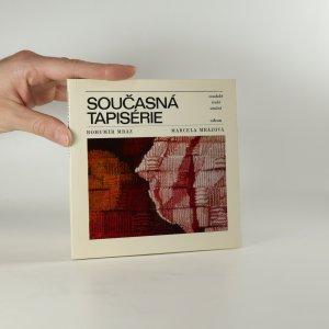 náhled knihy - Současná tapisérie