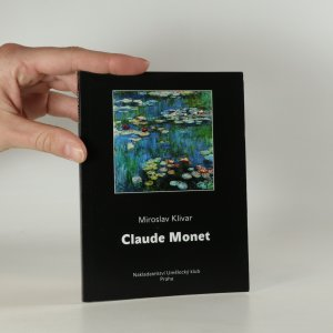 náhled knihy - Claude Monet