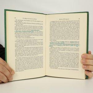 antikvární kniha The Higher Civil Service in Britain, neuveden