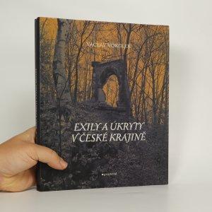 náhled knihy - Exily a úkryty v české krajině