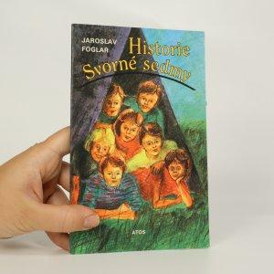 náhled knihy - Historie Svorné sedmy