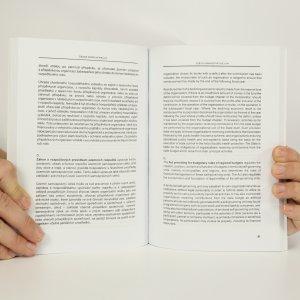 antikvární kniha České správní právo. Czech administrative law, 2009
